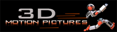 3D Motion Pictures Limited Logo