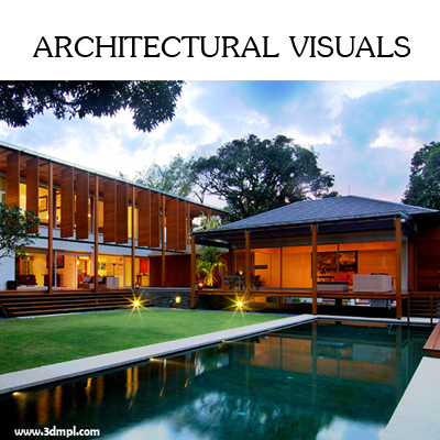 We offer Architectural Visuals services at 3D Motion Pictures.