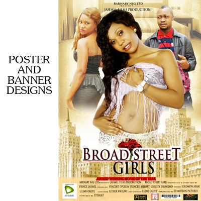 Poster and banner Designs